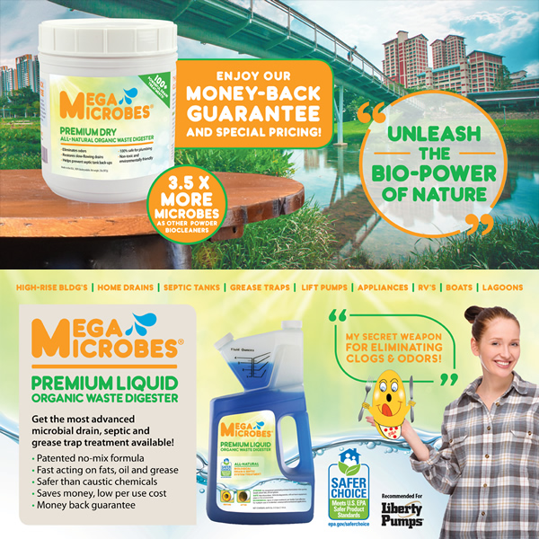 MegaMicrobes products